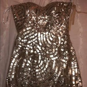Sherri Hill short dress